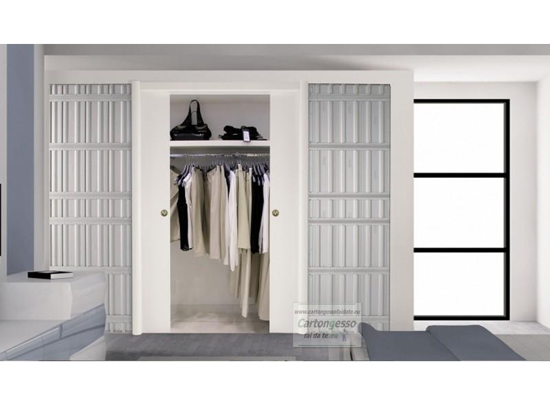 Cartongesso Con Porta ~ Idee Creative di Interni e Mobili